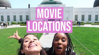 We Visited the Coolest Movie Locations in LA! by Clevver Style