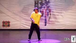 Ed – 第十五屆桃竹苗聯盃高中職街舞大賽 Judges Demo