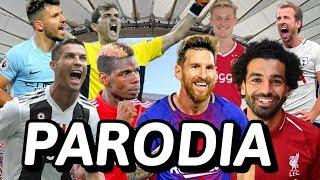 Canción Barça vs M.United CUARTOS DE CHAMPIONS (Parodia Esclavo - Manuel Turizo, Ozuna)