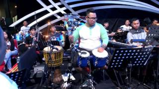 Download Video KETIPUNG & Gendang play2- Band D'Academy Asia 14112015 MP3 3GP MP4