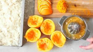 Przpeis na greckie ciasto pomarańczowe