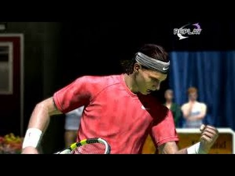Virtua Tennis 5 Tutorial Tricks