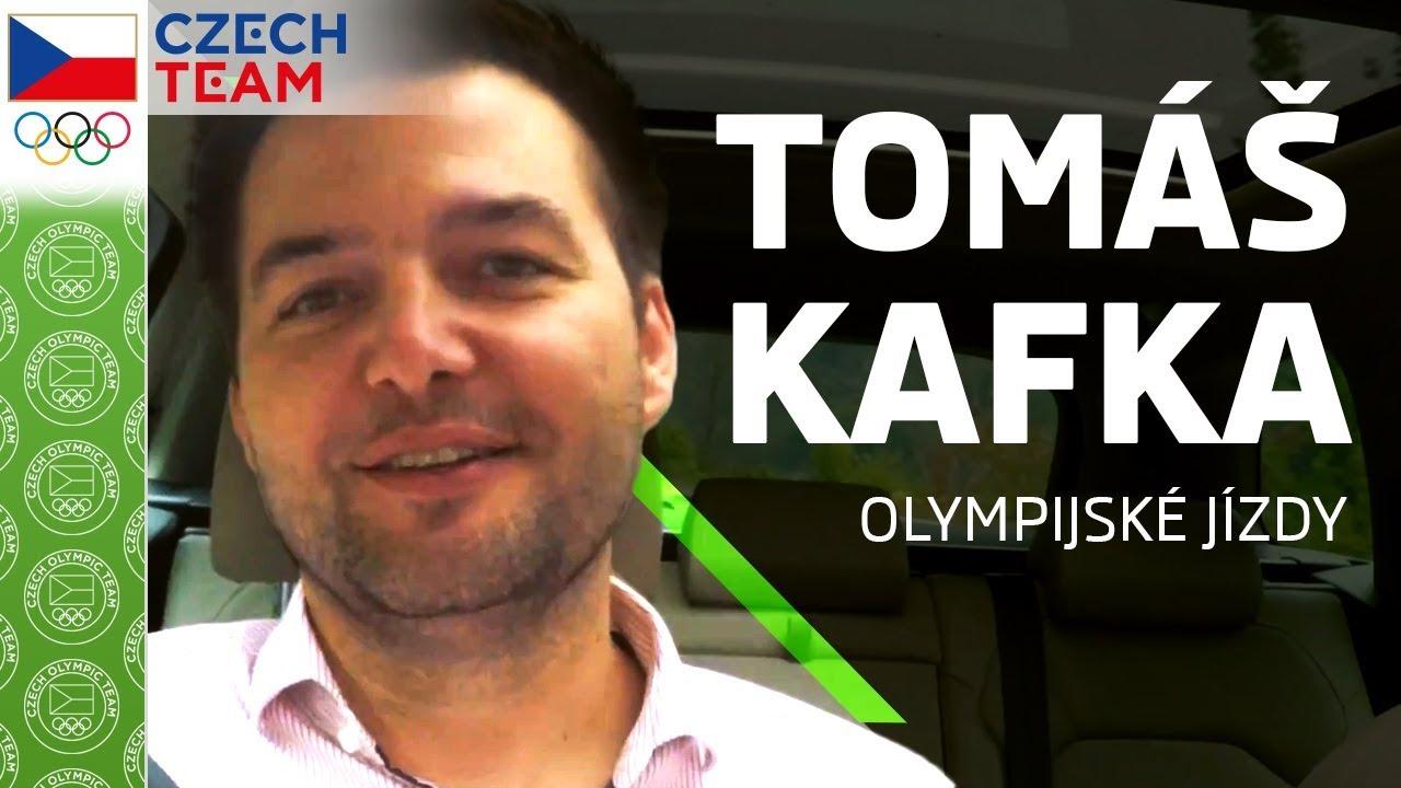 ŠKODA olympijské jízdy s Tomášem Kafkou ️