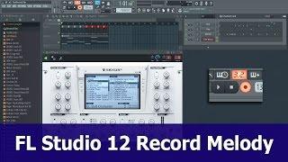 Download Lagu FL Studio 12 Recording tutorial: Melody To Piano Roll Mp3