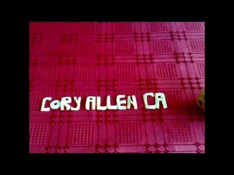 Visit CACA!  Cory Allen Contemporary Art (Hamster Ad)
