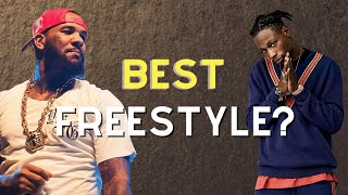 Best Freestyle? (Joey Bada$$/The Game/Lil Dicky/Desiigner/Joe Budden)