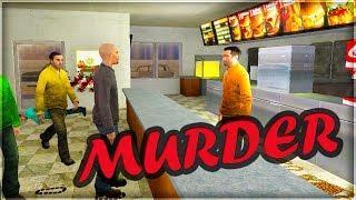 Murder | 'McDonalds!' | (Garry's Mod)
