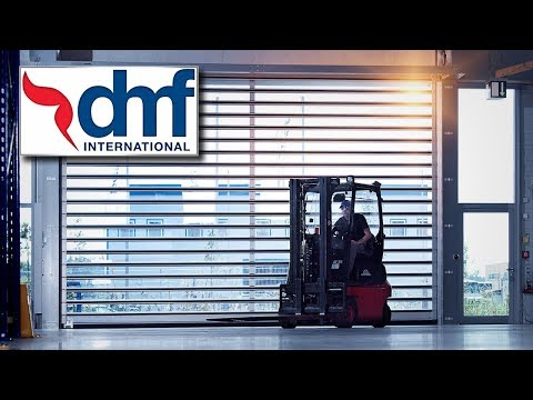 DMF International high speed security doors