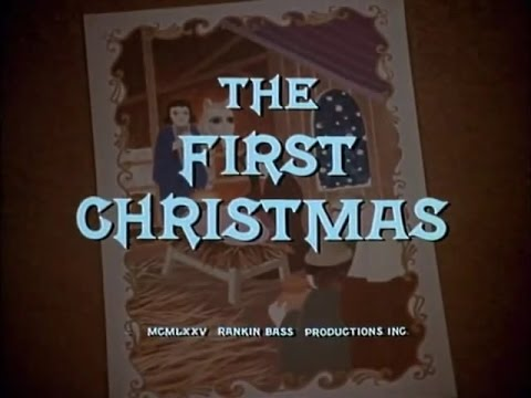 The First Christmas (Animated 1975)