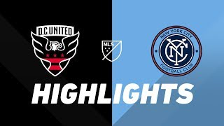 D.C. United vs. NYCFC | HIGHLIGHTS - April 21, 2019 by Major League Soccer