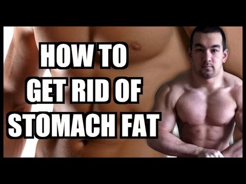 how to get rid big tummy