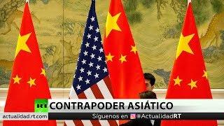 EE.UU. advierte a la OTAN de la amenaza que representa China
