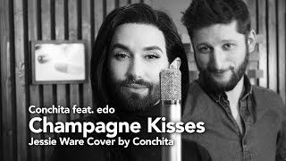 """Conchita Wurst's Cover of Jessie Ware's """"Champagne Kisses"""". Original Song: Champagne Kisses by Jessie Ware https://www.youtube.com/watch?v=kIVHAhbKdcg LIVE LOOPING & MUSIC PRODUCTION: edohttp://www.edomusic.netPLEASE LIKE AND SUSBSCRIBE: Facebook: http://fb.com/edosmusik YouTube: http://youtube.com/channel/UCln72ChOzjIuQtmhOv1L4_wTwitter: http://twitter.com/edomjusikIG: http://instagram.com/edomjusikCONCEPT & MUSIC VIDEO:  André Karsai http://KASEE.at ––––––––––#CoverByConchita #theunstoppables #conchitawurst #conchymusic––––––––––MY OFFICIAL CHANNELS––––––––––http://www.youtube.com/ConchitaWursthttp://www.facebook.com/ConchitaWursthttp://www.twitter.com/ConchitaWursthttp://www.instagram.com/ConchitaWursthttp://www.conchitawurst.com"""