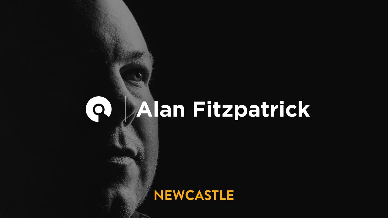 Alan Fitzpatrick - Live @ We Are The Brave House Party, Newcastle 2017