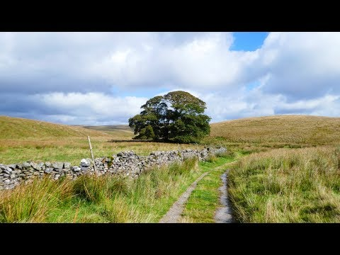 Video WALK THE MOON - One Foot (7 of 18) - Hiking the Pennine Way Trail - England & Scotland download in MP3, 3GP, MP4, WEBM, AVI, FLV January 2017