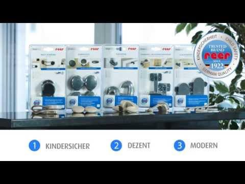 Vorschau: Schubladen- & Schranktürsicherung - anthrazit