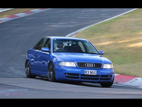Nurburgring Nordschleife 11.9.2016 Audi S4 & BMW M3 E46 8:47 BtG Lap - In Car