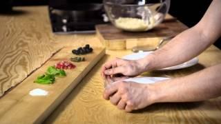 Ricetta pizza di patate con Speck Alto Adige
