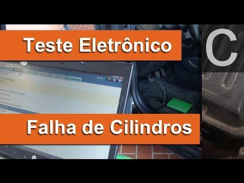 Dr CARRO Desligando Cilindros com Scanner - Teste de Falhas