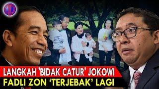 Video Ciamik! Langkah 'Bidak Catur' Jokowi, Fadli Zon Terj3b4k Lagi! MP3, 3GP, MP4, WEBM, AVI, FLV Desember 2018
