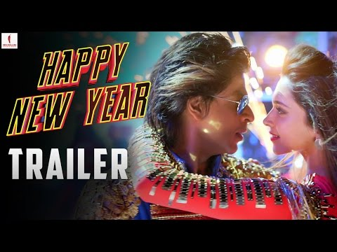 New Film - Happy New Year - Official Trailer - with English subtitles Enjoy the Trailer of Farah Khan's