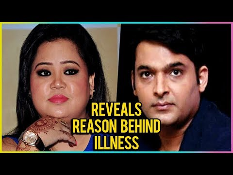 Bharti Singh STANDS UP For Kapil Sharma   REVEALS