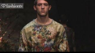 Dolce&Gabbana Men Fall/Winter 2013-14 | Milan Men's Fashion Week | FashionTV