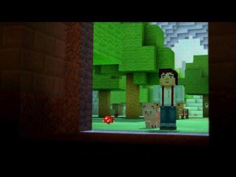 Minecraft: Story Mode sorens happy land?