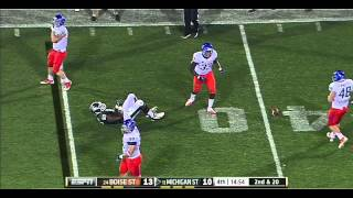 Dion Sims vs Boise State (2012)