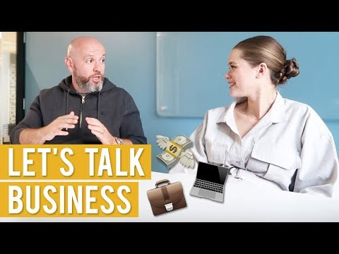 HOW TO BECOME AN ENTREPRENEUR | Business Talk ft. Gary Lipovetsky