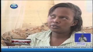 Survivor Series: Twelve-year-old Chege Njoroge Was Distraught After The Death Of His Father