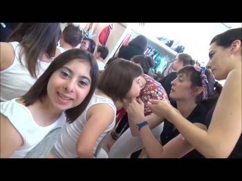Watch videoASSIDO presenta 'Cómo se hizo GAIA' - Muestra de Danza para la diversidad 2016