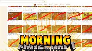 Weniger Videos! | Minecraft MORNING | baastiZockt