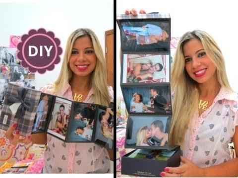 Imagens de dia dos pais - DIY: Caixa Surpresa  Presente Dia dos Namorados {#JunhoTodoDia 8}