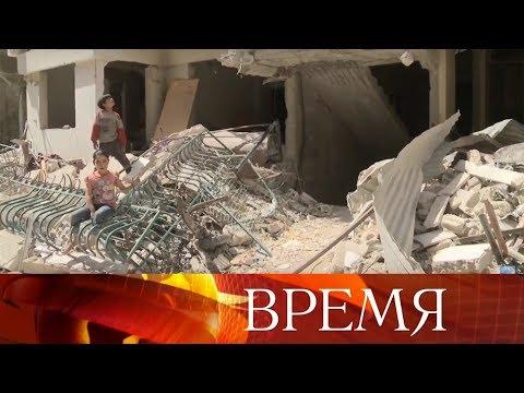 События вокруг Сирии развиваются по сценарию, опасному и предсказанному Россией. (видео)