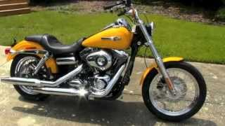 6. New Color 2013 Harley-Davidson FXDC Dyna Super Glide Custom