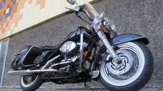 10. 2004 Harley-Davidson Road King Classic FLHRCI For Sale
