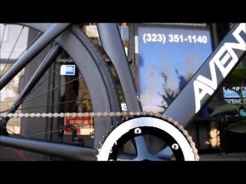 Aventon Mataro Complete Bike Black (видео)