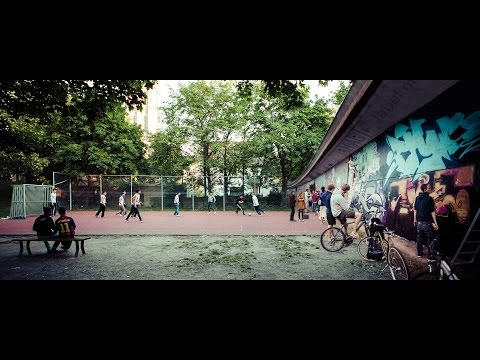 Saarbrücken: Crossover Saarbrücken - Jugendliche in Saarbrücken - Dokumentation (2016)