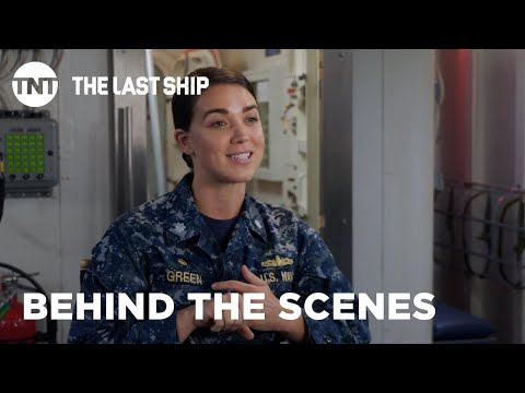 The Last Ship: Captain Kara - Season 5 [BEHIND THE SCENES] | TNT