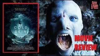 Nonton Cold Skin   2017 Ray Stevenson   Aka La Piel Fr  A   Creature Feature Horror Action Movie Review Film Subtitle Indonesia Streaming Movie Download