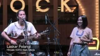 Video Laskar Pelangi by Hiroaki KATO feat. Meda (JAPAN FESTIVAL 2014) MP3, 3GP, MP4, WEBM, AVI, FLV Juni 2019