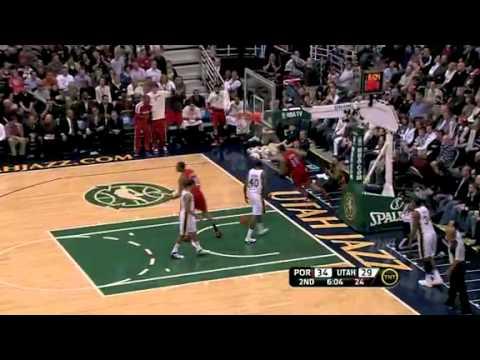 Portland Trail Blazers 98 – Utah Jazz 87