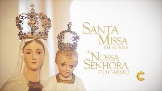 SANTA MISSA  NOSSA SENHORA DO CARMO  16/07/16