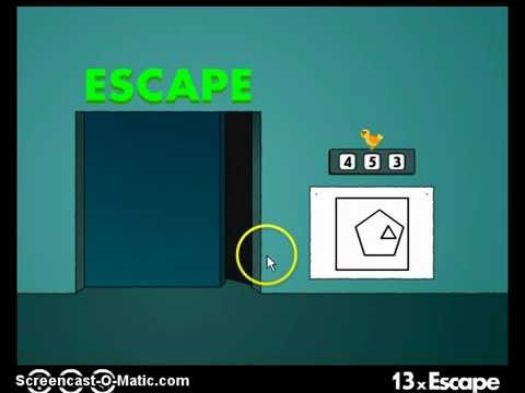How to beat levels 11-20 on 40xEscape