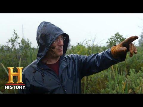 The Curse of Oak Island: Ancient Manuscripts Buried in Swamp (Season 7)   History
