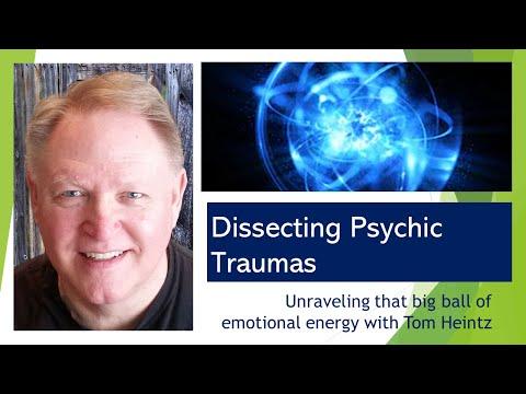 MasterMind Series,  Season 2, Episode 9 - Dissecting Psychic Trauma