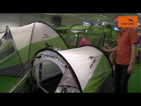 Відеоогляд палатки Easy Camp Shadow 200