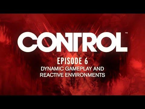 Carnet de développeurs sur les environnements destructibles de Control