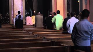 Ethiopia - Addis Ababa - Ethiopian Orthodox Church With Haile Selassie Thomb